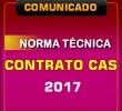 NORMA TÉCNICA PARA CONTRATOS CAS  2017 - PROXIMAMENTE LANZAMIENTO DE CONVOCATORIA JEC