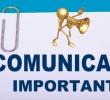 COMUNICADO URGENTE - INFORMAR TERNA DE RESPONSABLES DE RECEPCIÓN DE MATERIALES 2018
