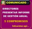 INFORME DE GESTIÓN ANUAL - CUMPLIMIENTO DE LOS COMPROMISOS DE GESTIÓN ESCOLAR 2017.