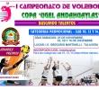 """I CAMPEONATO DE VOLEIBOL CATEGORIA PROMOCIONAL-""""COPA UGEL ANDAHUAYLAS""""   -   BUSCANDO TALENTOS DEPORTIVOS"""