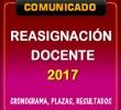 REASIGNACIÓN DOCENTE 2017 - UGEL ANDAHUAYLAS.
